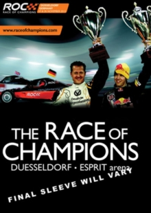 Race of Champions: 2010, DVD  DVD