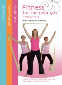 Fitness for the Over 50s: Volume 3, DVD  DVD