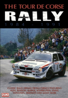 Tour De Corse Rally: 1984-1991, DVD  DVD