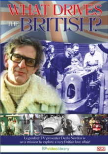 What Drives the British, DVD  DVD