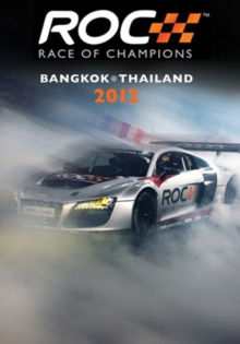Race of Champions: 2012, DVD  DVD