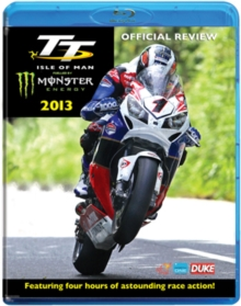 TT 2013: Official Review, Blu-ray  BluRay
