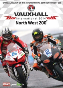 North West 200: Offical Review 2014, DVD  DVD