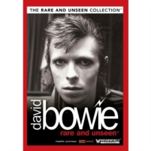 David Bowie: Rare and Unseen, DVD  DVD