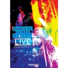 Barclay James Harvest: Live at the Town and Country Club, DVD  DVD
