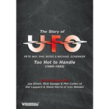 UFO: Too Hot to Handle - The Story of UFO, DVD  DVD
