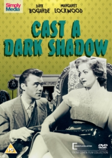 Cast a Dark Shadow, DVD  DVD