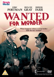 Wanted for Murder, DVD  DVD
