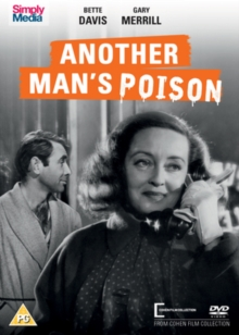 Another Man's Poison, DVD  DVD