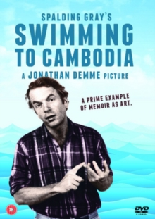 Swimming to Cambodia, DVD  DVD
