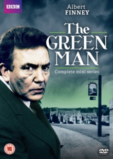 The Green Man, DVD DVD