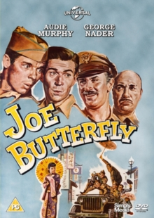 Joe Butterfly, DVD DVD