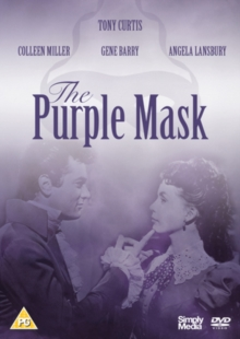 The Purple Mask, DVD DVD