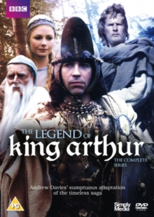 The Legend of King Arthur: The Complete Series, DVD DVD