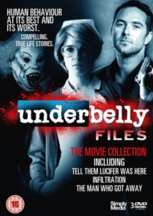 Underbelly Files: The Movie Collection, DVD DVD