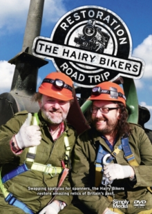 The Hairy Bikers' Restoration Road Trip, DVD DVD