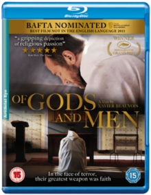 Of Gods and Men, Blu-ray  BluRay