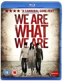 We Are What We Are, Blu-ray  BluRay