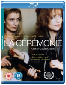 La Ceremonie, Blu-ray  BluRay