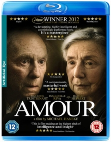 Amour, Blu-ray  BluRay