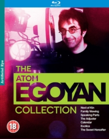The Atom Egoyan Collection, Blu-ray BluRay