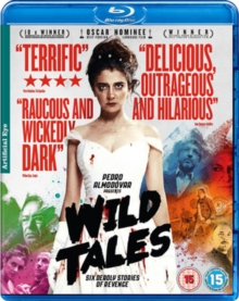 Wild Tales, Blu-ray  BluRay