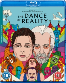 The Dance of Reality, Blu-ray BluRay