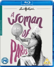 Charlie Chaplin: A Woman of Paris, Blu-ray  DVD