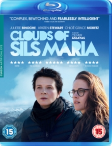 Clouds of Sils Maria, Blu-ray  BluRay