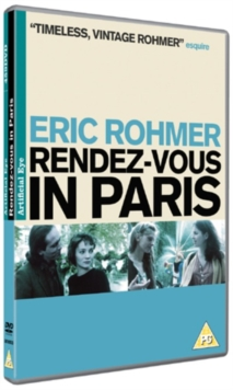 Rendez-vous in Paris, DVD  DVD