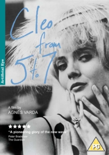 Cleo from 5 to 7, DVD  DVD