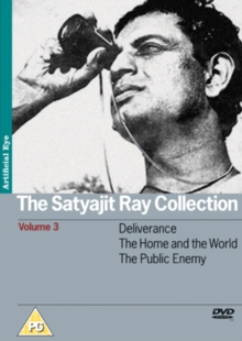 The Satyajit Ray Collection: Volume 3, DVD DVD