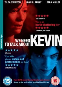 We Need to Talk About Kevin, DVD  DVD