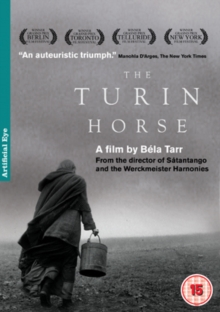 The Turin Horse, DVD DVD
