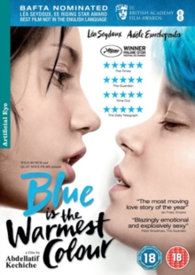 Blue Is the Warmest Colour, DVD  DVD