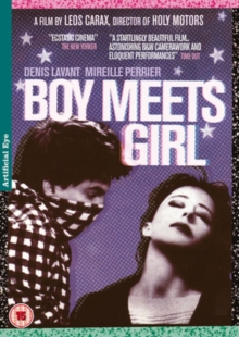 Boy Meets Girl, DVD  DVD