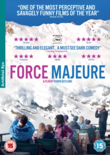 Force Majeure, DVD  DVD