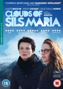 Clouds of Sils Maria, DVD  DVD