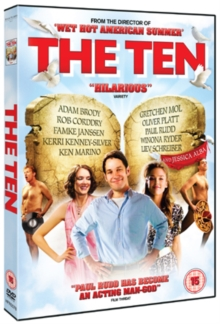 The Ten, DVD DVD
