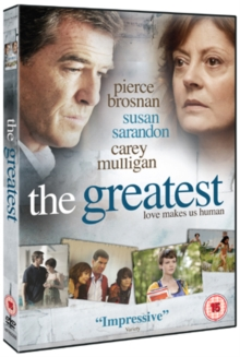 The Greatest, DVD DVD