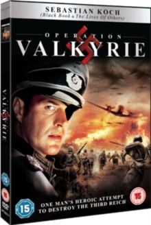 Operation Valkyrie, DVD  DVD