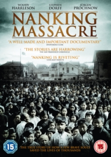 Nanking Massacre, DVD  DVD