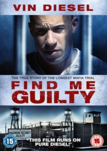 Find Me Guilty, DVD  DVD
