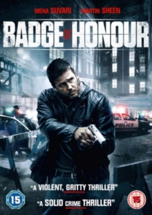Badge of Honour, DVD DVD