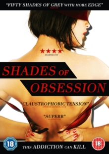 Shades of Obsession, DVD DVD