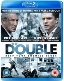 The Double, Blu-ray BluRay