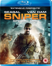 Sniper - Special Ops, Blu-ray BluRay