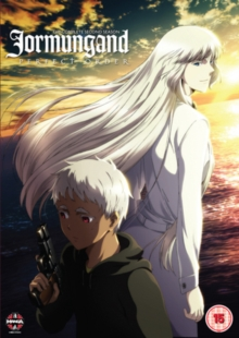 Jormungand: The Complete Season 2, DVD  DVD
