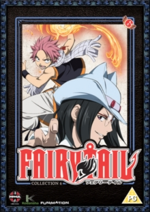 Fairy Tail: Part 6, DVD  DVD