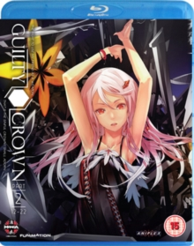 Guilty Crown: Series 1 - Part 2, Blu-ray  BluRay